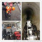 杭州萧山区下水道封堵检测、污水管道潜水清淤疏通