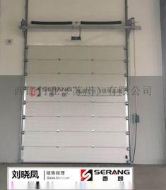 杭州西朗鋼結構廠房提升門