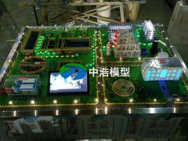 污水处理模型城镇给排水模型