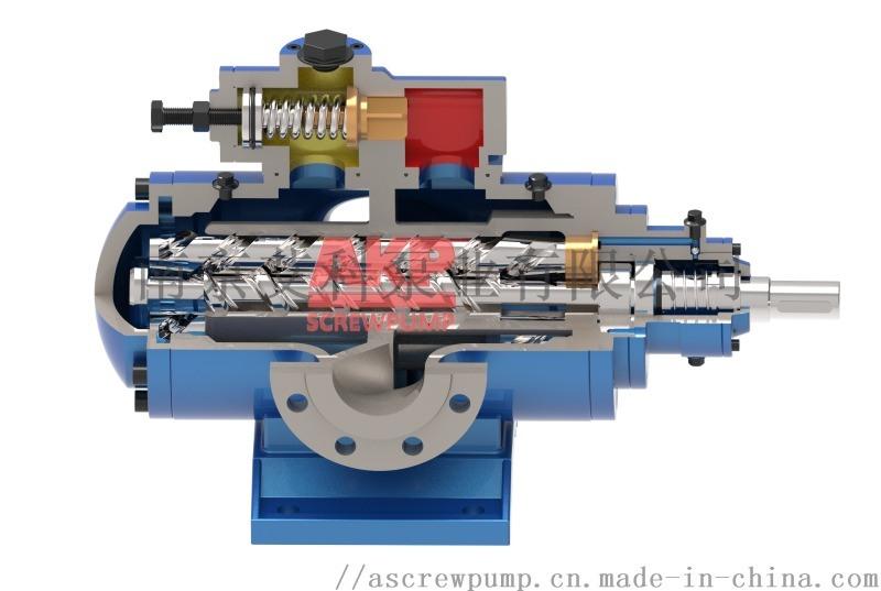 SNH440R46U12.1W2鼓风机主轴润滑泵