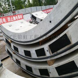 水泥盾构管片环缝2mm丁晴软木橡胶板
