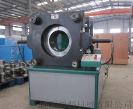 鸿源供应大型复合管压管机,玻纤管扣压设备厂家