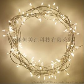 外貿優質供應LED串燈聖誕、節日婚慶裝飾彩燈串