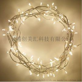 外贸**供应LED串灯圣诞、节日婚庆装饰彩灯串