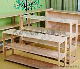 四川幼儿园家具成都幼儿园家具实木定制学校儿童家具