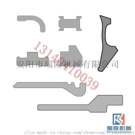 瑞隆机械铸件锻件型钢热轧异型钢定制替代浇注型钢件