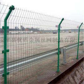 公路护栏网 山东钢丝公路护栏网 双边丝公路护栏网