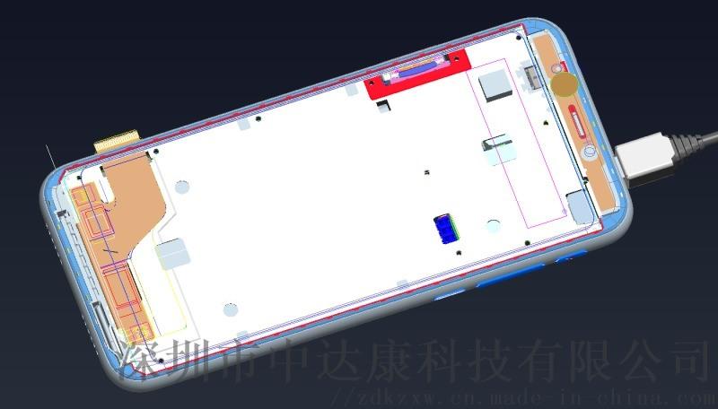 福永抄数 画图 3D扫描