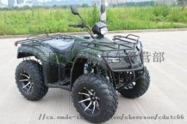 厂家直销四轮沙滩摩托车 卡丁车 无级变速沙滩车