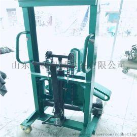 耐用型电动液压升降拉马 150吨小车拉马