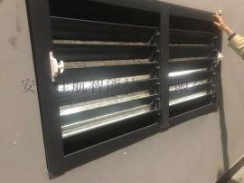 成都百叶窗 DBYC-22防雨通风电动百叶窗