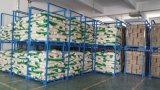 山東泰安倉儲設備金屬鋼製布匹貨架 可摺疊堆垛架