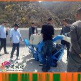 西藏日喀则地区大型桥面抛丸工程飞机跑道抛丸机钢丸