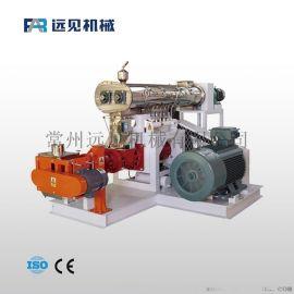 远见SPHS200D膨化大豆设备 膨化全价料设备