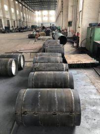耐磨陶瓷层贴片管 江河机械