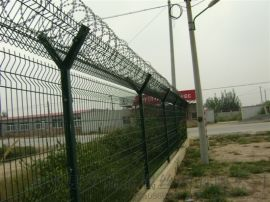场护栏网_机场防护网_机场安全用网