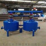 高標準水肥一體化系統 砂石過濾器 全自動比例施肥機
