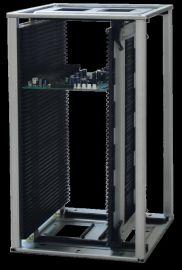 2019防静电料架导电塑料周转架收集架置物架