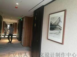 字画装裱北京唐人轩字画装裱