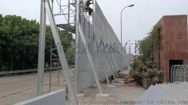铁路声屏障 高速公路定制隔音屏 小区冷却塔声屏障