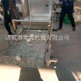 供應調理食品上漿-上粉-裹糠-裹塗設備 現場試機