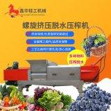 商用蔬菜下脚料处理压榨机