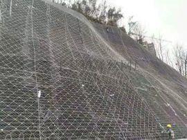 国标边坡防护网 sns主动防护网型号