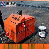 海南瓊中縣防水用家用防水塗料噴塗機管廊用非固化噴塗機