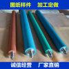 專業定制聚氨酯膠輥 耐磨 耐高溫 彈性好包膠輥
