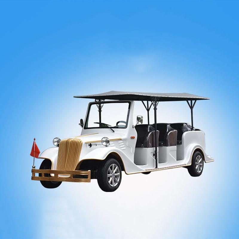 地产楼盘专用电动老爷车 可定制各种颜色