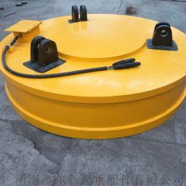耐高温起重电磁吸盘 叉车挖机电磁吸盘 工业吸铁石
