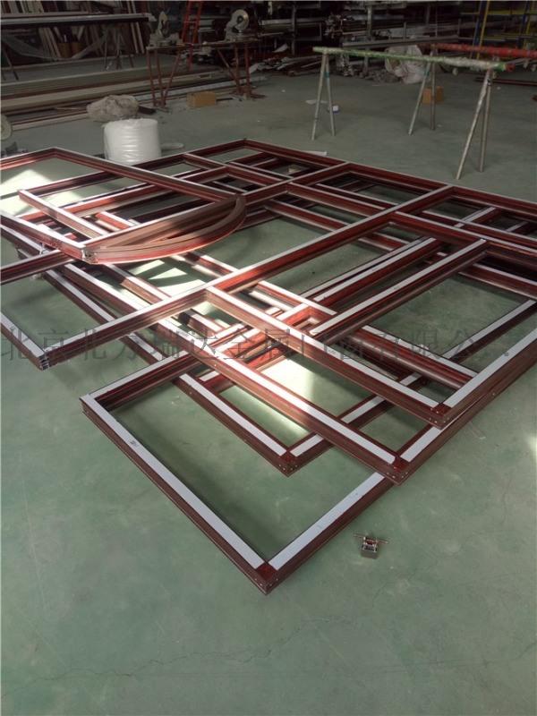 順義斷橋鋁門窗加工 託田斷橋窗製作安裝