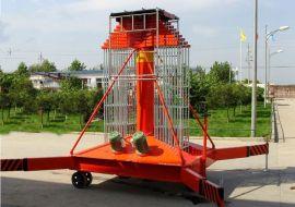 莱福特套缸式液压升降机