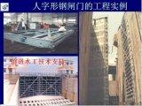 定輪鋼閘門廠家 人字形鋼閘門價格