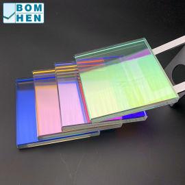 七彩镀膜玻璃、变色玻璃、幻彩玻璃、炫彩玻璃