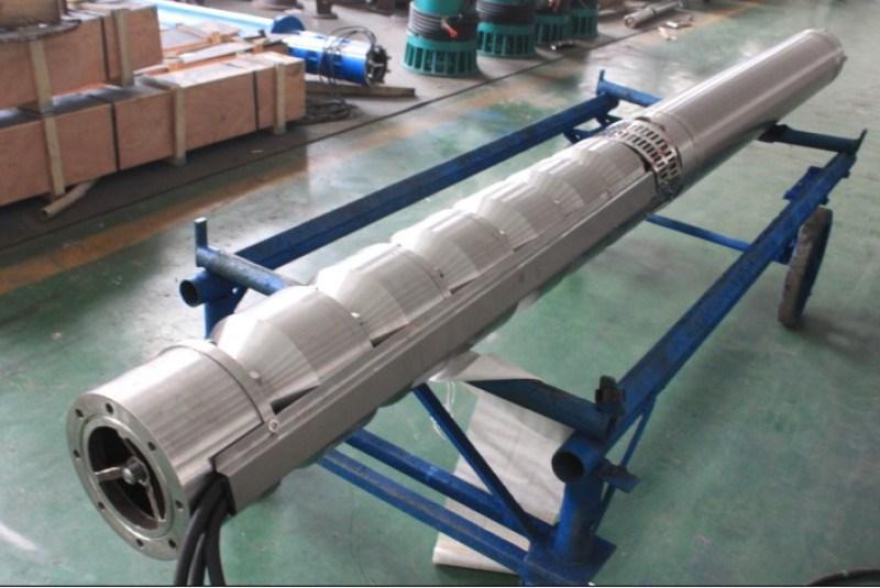 AT400QH400-205/5津奥特井口直径400毫米以上安装不锈钢潜水泵
