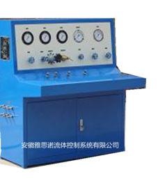 气密封试验台,井口装置气密封试验系统