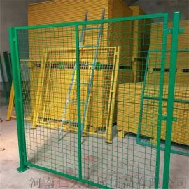 河南车间隔离护栏网 仓库隔断防护网可安装