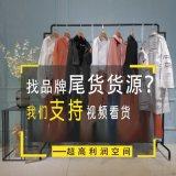 女装雪纺衬衫DNCY折扣品牌女装小西装女装连衣裙子