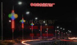 亚克力中国梦 春节街道亮化灯 市政亮化工程
