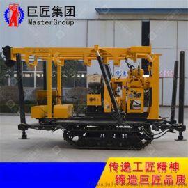 打井机生产厂家XYD-130履带钻井机大型水井钻机