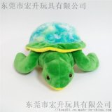 可爱毛绒玩具海龟布艺娃娃可来图打样设计