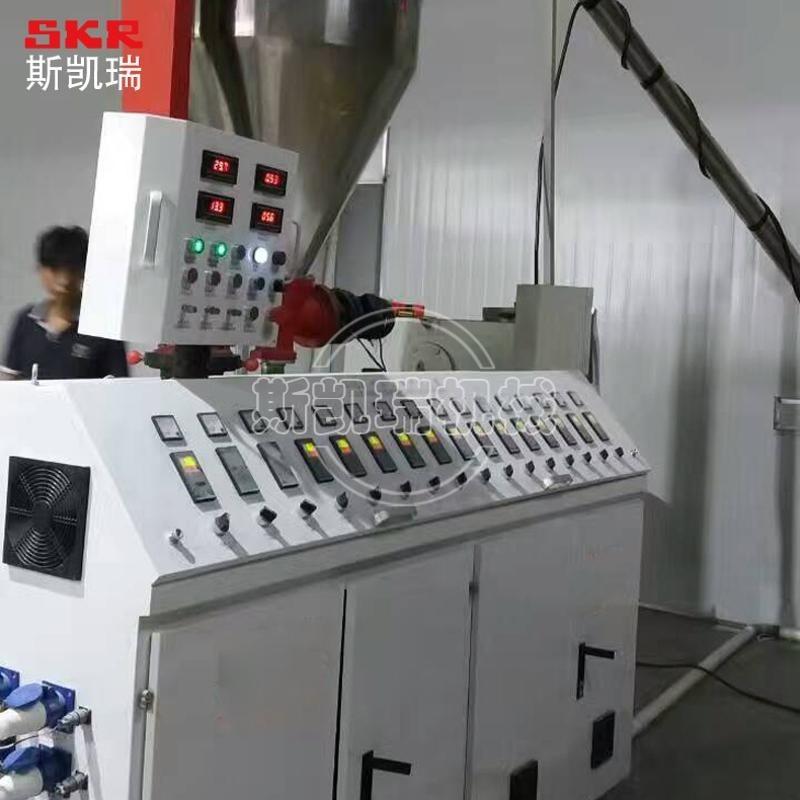 PE PVC木塑生产线  木塑型材生产线