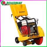 沥青混凝土路面切割机汽油柴油手推款小巧轻便小型切割机