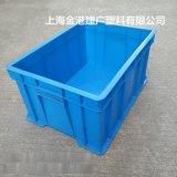 廠家直銷 450塑料週轉箱  螺絲 鉚釘專用塑料箱450*320*235