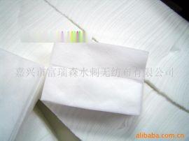 供應方格靜電洗塵地巾_地板打蠟布無紡布拖布巾_生產廠家定制
