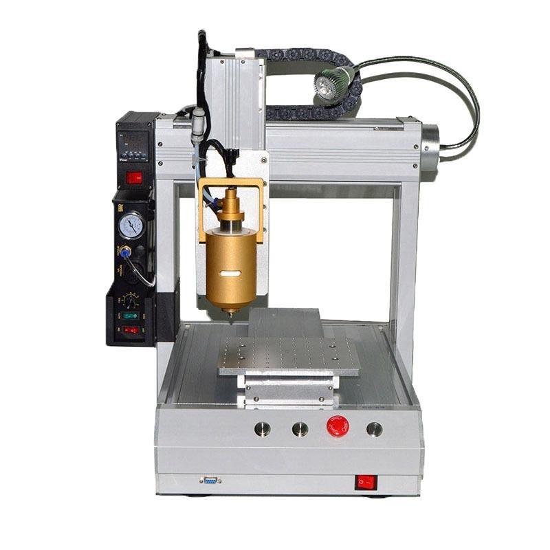 三轴点胶机 PUR热熔胶专用点胶机 高温精密全自动点胶机产地货源