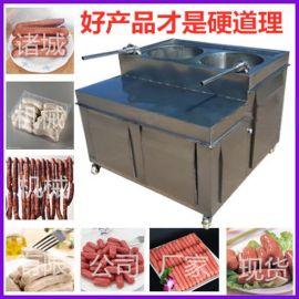 卧室灌肠机 大型商用全自动灌肠机 香肠腊肠红肠不锈钢灌肠机液压