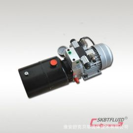 380V-0.75KW-6L-1.6液压动力单元