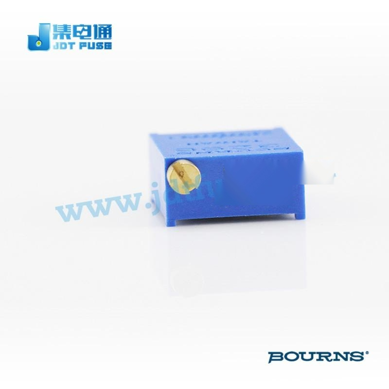 邦士原裝現貨BOURNS(伯恩斯)微調電位器3296W-1-204LF